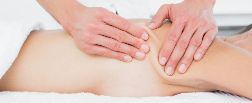 Rugmassage - Massagepraktijk Jansen