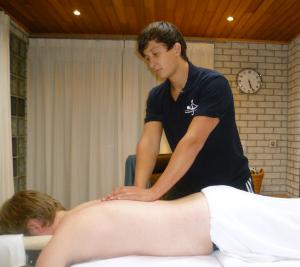 Deelmassage - Massagepraktijk Jansen