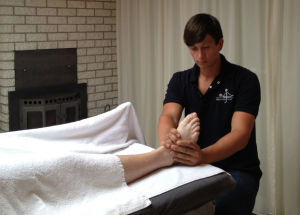 Chinese voetmassage - Massagepraktijk Jansen